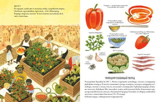 Рецепты с балконов, крыш и огородов. Текст и ил. Ф. Сала