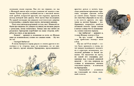 Летающий на стрекозе. П. Катаев, ил. Г. Мазурин