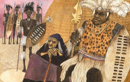 Копи царя Соломона. Г. Р. Хаггард. Ил. О. Миннибаевой