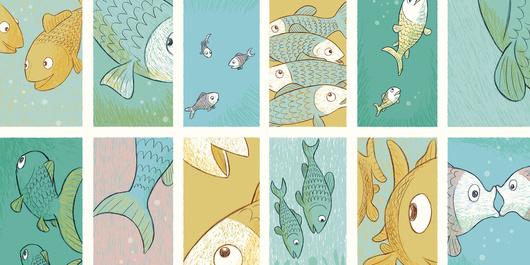 Алло, говорит рыбка. С. Веккини. Ил. Суальсо