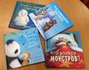 4 книги из Англии для малышей