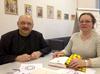 Мастер-класс художников Сергея Любаева и Марии Спеховой
